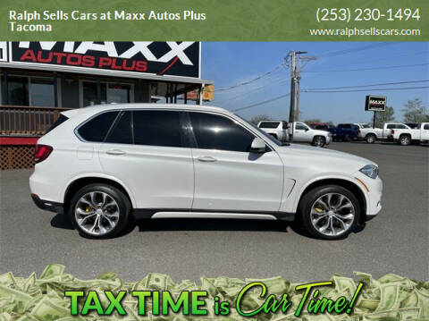 2015 BMW X5 for sale at Ralph Sells Cars at Maxx Autos Plus Tacoma in Tacoma WA