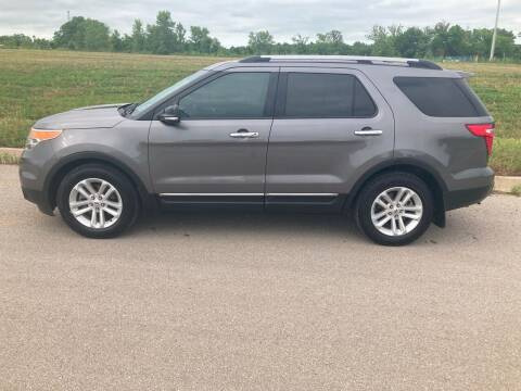 2013 Ford Explorer for sale at Rustys Auto Sales - Rusty's Auto Sales in Platte City MO