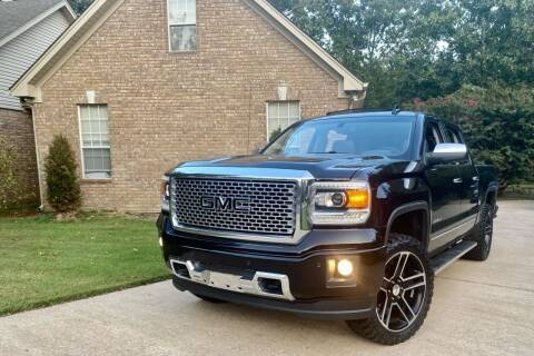 2015 GMC Sierra 1500 for sale at Access Auto in Cabot AR