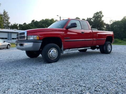 1999 Dodge Ram Pickup 3500 for sale at Carolina Auto Sales in Trinity NC