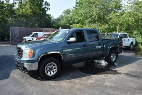 2011 GMC Sierra 1500 for sale at Absolute Auto Sales, Inc in Brockton MA