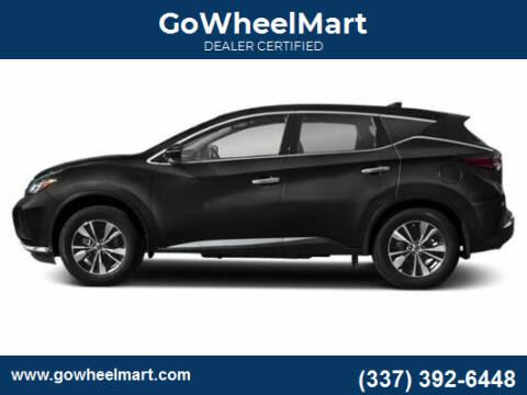 2018 Nissan Murano for sale at GoWheelMart in Leesville LA