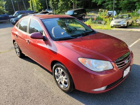 2010 Hyundai Elantra for sale at Ramsey Corp. in West Milford NJ
