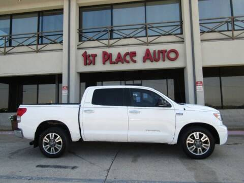 2007 Toyota Tundra for sale at First Place Auto Ctr Inc in Watauga TX