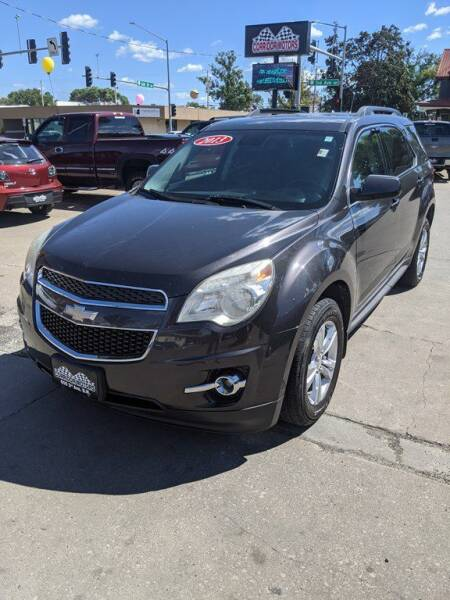2013 Chevrolet Equinox for sale at Corridor Motors in Cedar Rapids IA