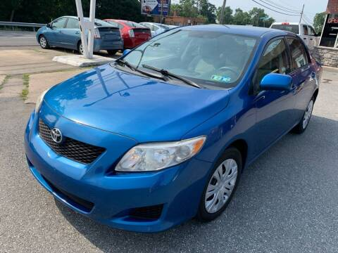 2009 Toyota Corolla for sale at Sam's Auto in Akron PA