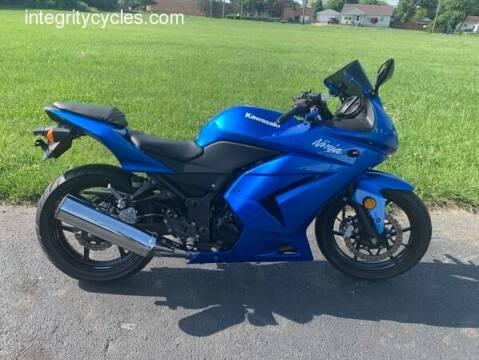 2008 Kawasaki Ninja 250R for sale at INTEGRITY CYCLES LLC in Columbus OH