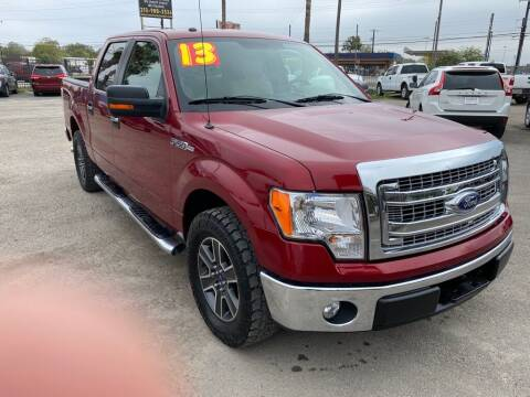 2013 Ford F-150 for sale at HALEMAN AUTO SALES in San Antonio TX