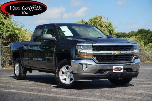 2017 Chevrolet Silverado 1500 for sale at Van Griffith Kia Granbury in Granbury TX
