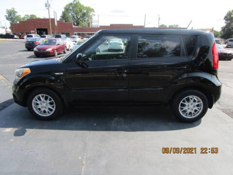 2013 Kia Soul for sale at Taylorsville Auto Mart in Taylorsville NC