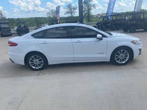 2019 Ford Fusion Hybrid for sale at Head Motor Company - Head Indian Motorcycle in Columbia MO