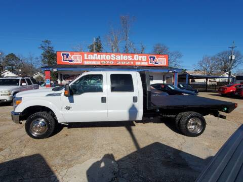 2014 Ford F-350 Super Duty for sale at LA Auto Sales in Monroe LA