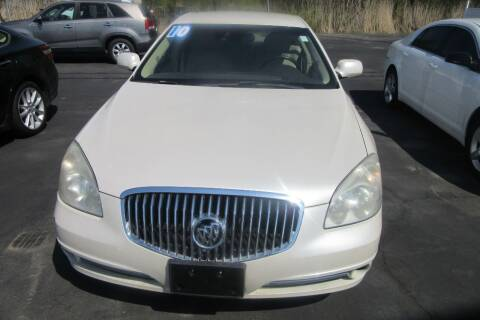 2010 Buick Lucerne for sale at Burgess Motors Inc in Michigan City IN