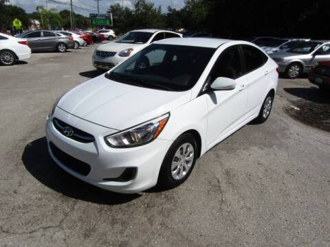 2015 Hyundai Accent for sale at S & T Motors in Hernando FL