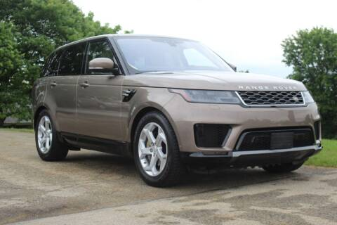2018 Land Rover Range Rover Sport for sale at Harrison Auto Sales in Irwin PA