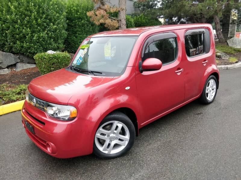 2009 Nissan cube for sale at SS MOTORS LLC in Edmonds WA