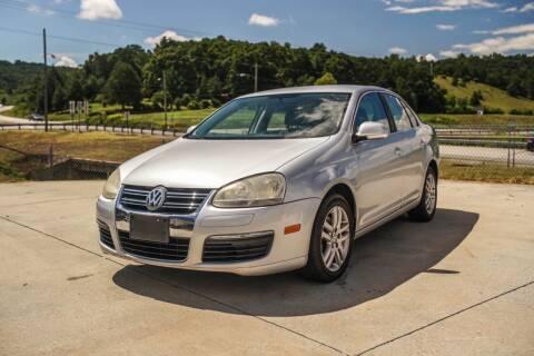 2006 Volkswagen Jetta for sale at CarUnder10k in Dayton TN