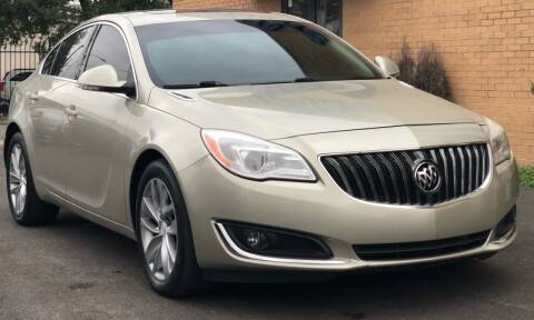 2016 Buick Regal for sale at Auto Imports in Houston TX