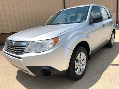 2009 Subaru Forester for sale at Prime Auto Sales in Uniontown OH