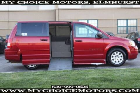 2008 Chrysler Town and Country for sale at My Choice Motors Elmhurst in Elmhurst IL