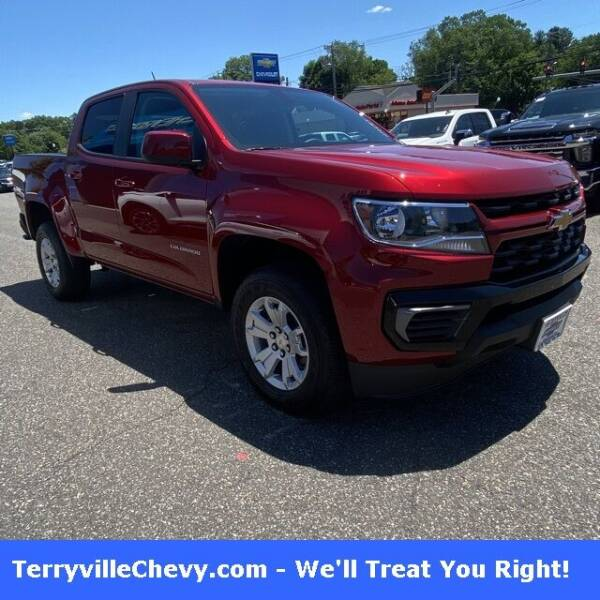 2021 Chevrolet Colorado for sale in Terryville, CT