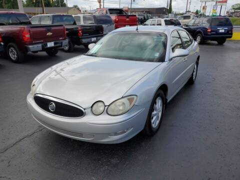 2005 Buick LaCrosse for sale at Rucker's Auto Sales Inc. in Nashville TN