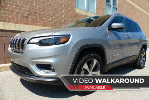 2019 Jeep Cherokee for sale at Macomb Automotive Group in New Haven MI