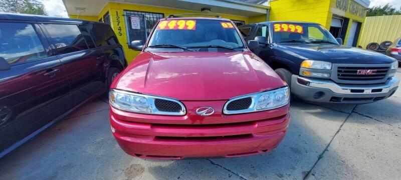 2003 Oldsmobile Bravada for sale at Frankies Auto Sales in Detroit MI