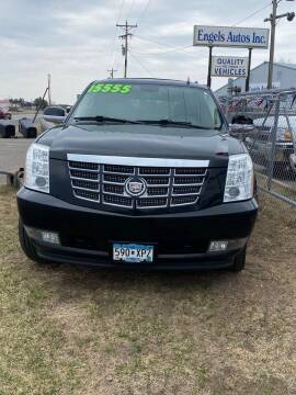 2010 Cadillac Escalade for sale at Engels Autos Inc in Ramsey MN
