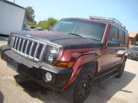 2007 Jeep Commander for sale at Rocky's Auto Sales in Corpus Christi TX