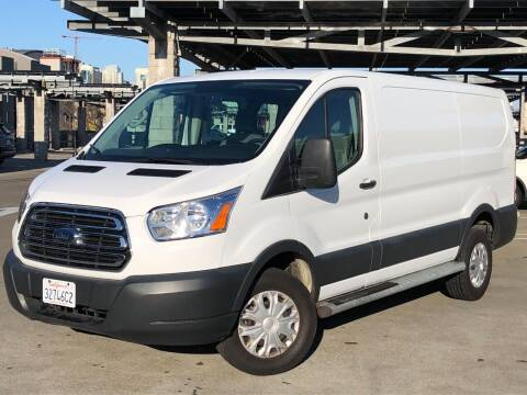 2015 Ford Transit Cargo for sale at CITY MOTOR SALES in San Francisco CA