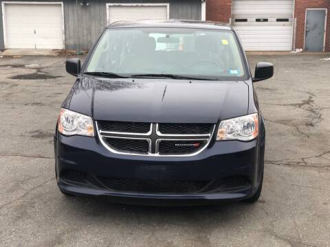 2013 Dodge Grand Caravan for sale at Emory Street Auto Sales and Service in Attleboro MA