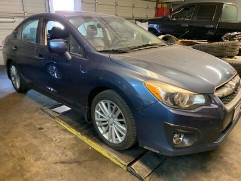 2011 Subaru Impreza for sale at Boktor Motors in Las Vegas NV
