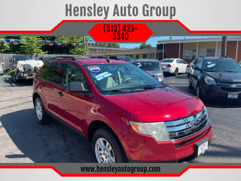 2009 Ford Edge for sale at Hensley Auto Group in Middletown OH
