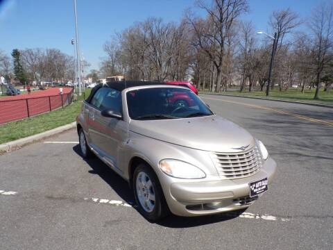 2005 Chrysler PT Cruiser for sale at TJS Auto Sales Inc in Roselle NJ
