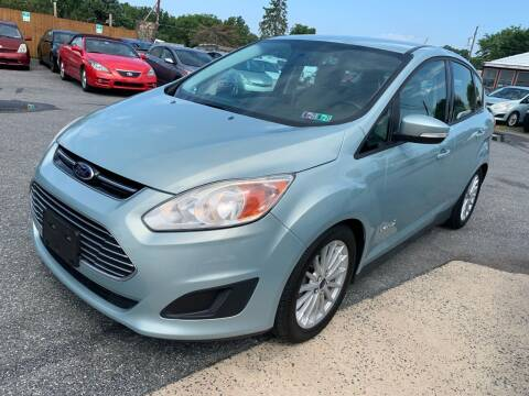 2014 Ford C-MAX Hybrid for sale at Sam's Auto in Akron PA