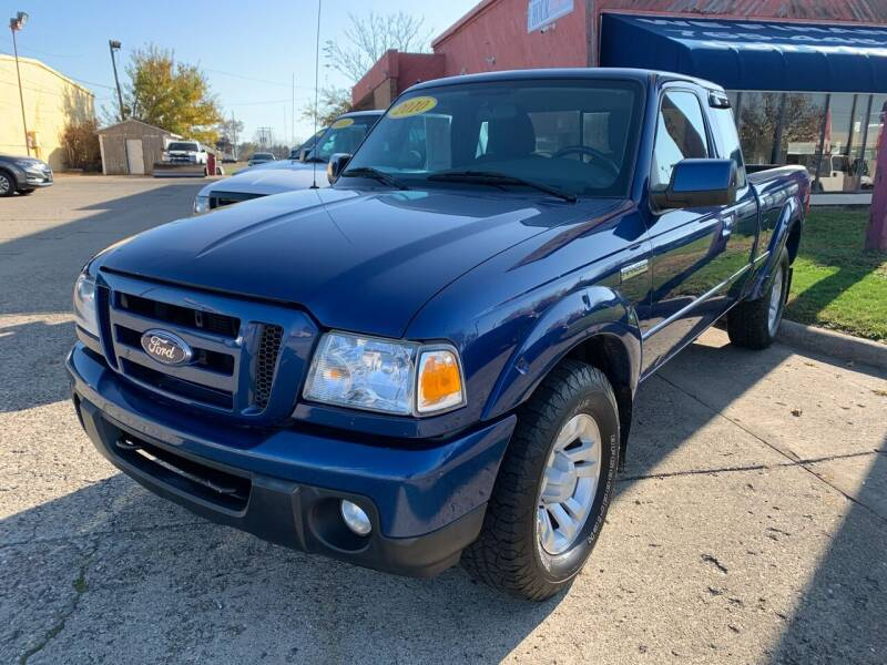 2010 Ford Ranger for sale at Cars To Go in Lafayette IN