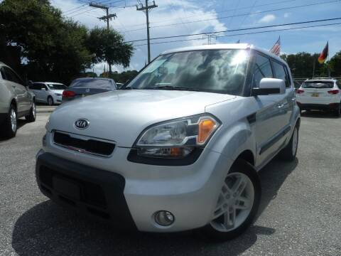 2011 Kia Soul for sale at Das Autohaus Quality Used Cars in Clearwater FL