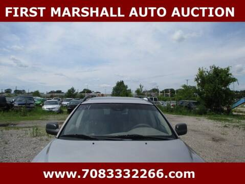 2004 Volvo XC70 for sale at First Marshall Auto Auction in Harvey IL