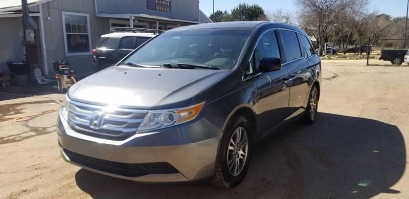 2011 Honda Odyssey for sale at STX Auto Group in San Antonio TX