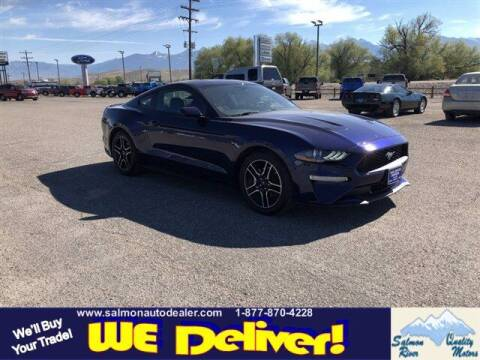 2020 Ford Mustang for sale at QUALITY MOTORS in Salmon ID