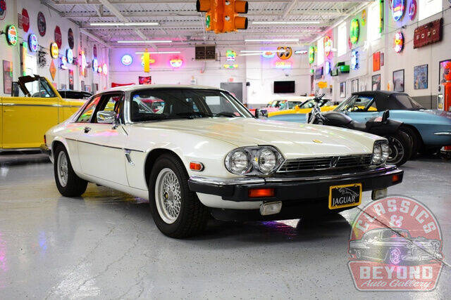 1989 Jaguar XJ-Series for sale at Classics and Beyond Auto Gallery in Wayne MI