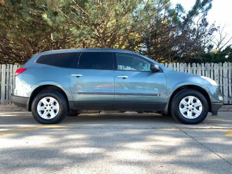 2009 Chevrolet Traverse for sale at SMART DOLLAR AUTO in Milwaukee WI