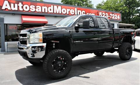 2008 Chevrolet Silverado 2500HD for sale at Autos and More Inc in Knoxville TN
