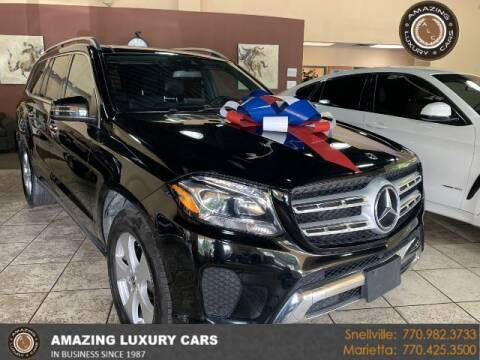 2019 Mercedes-Benz GLS for sale at Amazing Luxury Cars in Snellville GA