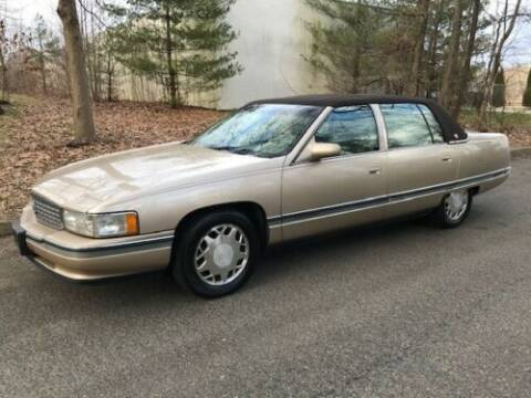 1995 Cadillac DeVille for sale at Classic Car Deals in Cadillac MI