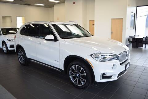 2018 BMW X5 for sale at BMW OF NEWPORT in Middletown RI