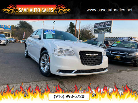 2015 Chrysler 300 for sale at Save Auto Sales in Sacramento CA