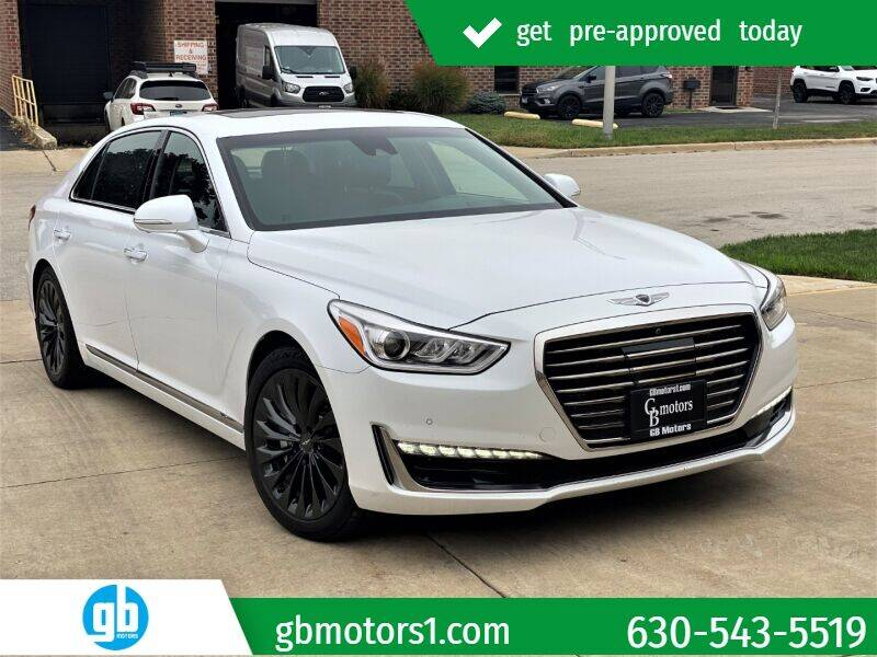 2017 Genesis G90 for sale at GB Motors in Addison IL