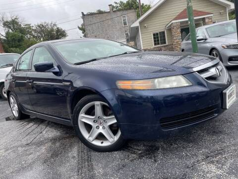 2005 Acura TL for sale at Murrays Used Cars Inc in Baltimore MD